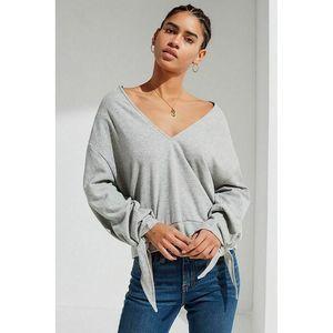 Urban Outfitters Kelsey Tie Sleeve Sweatshirt